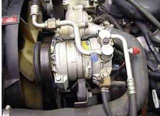 kompresor ac mobil berisik