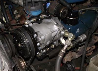 kompresor ac mobil tidak berputar 2