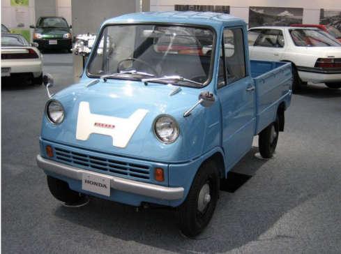 Mobil Honda T360